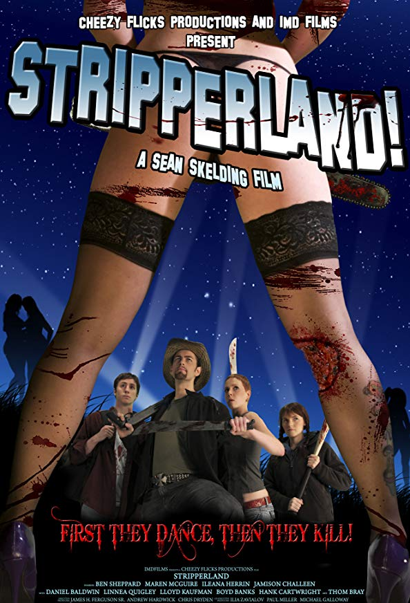 Stripperland kapak