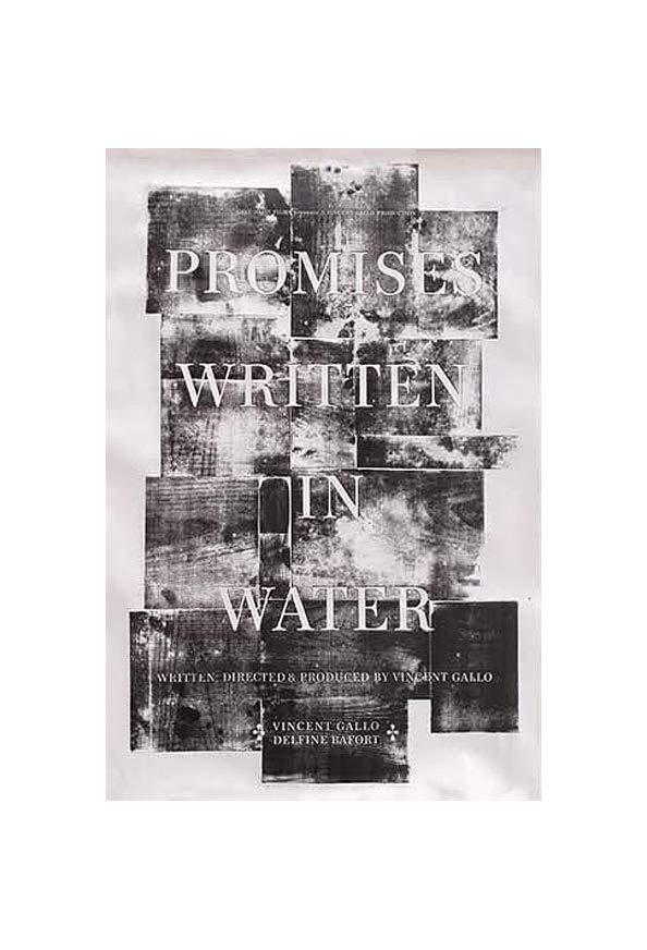 Promises Written in Water kapak