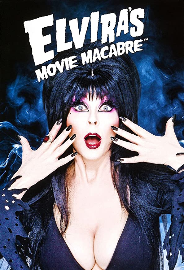 Elvira's Movie Macabre kapak