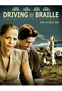 Driving by Braille kapak