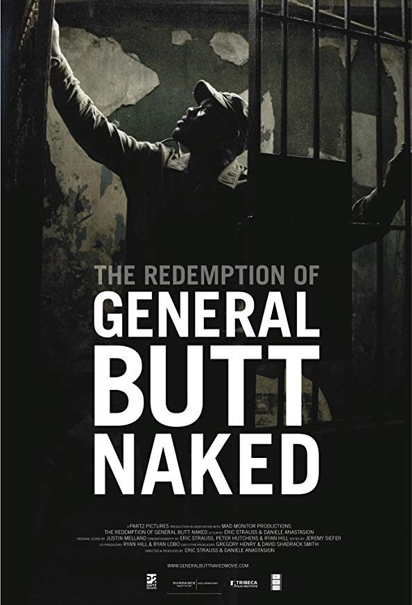 The Redemption of General Butt Naked kapak