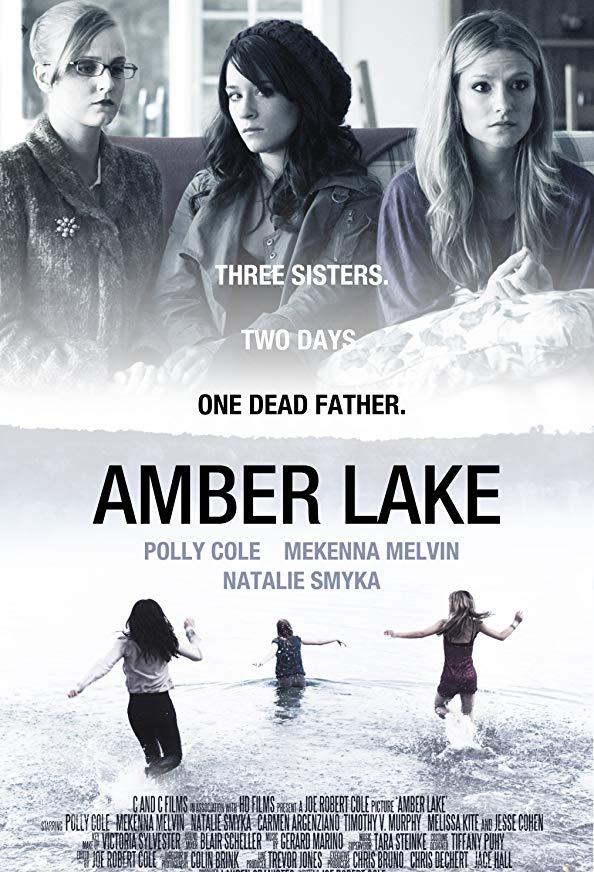 Amber Lake kapak