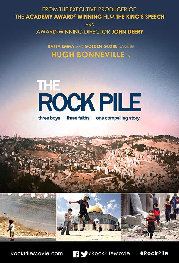 The Rock Pile kapak