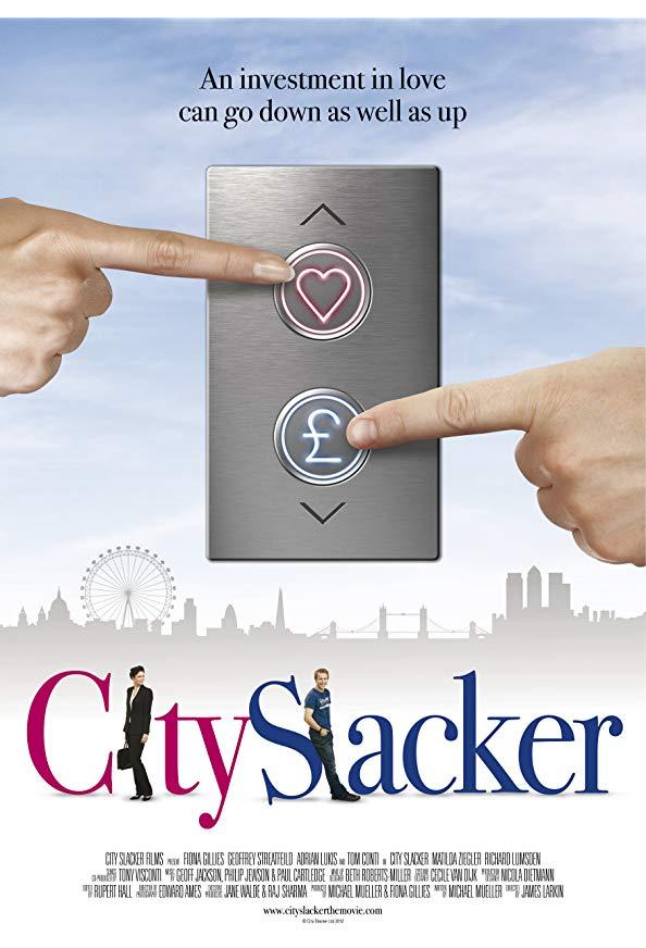 City Slacker kapak