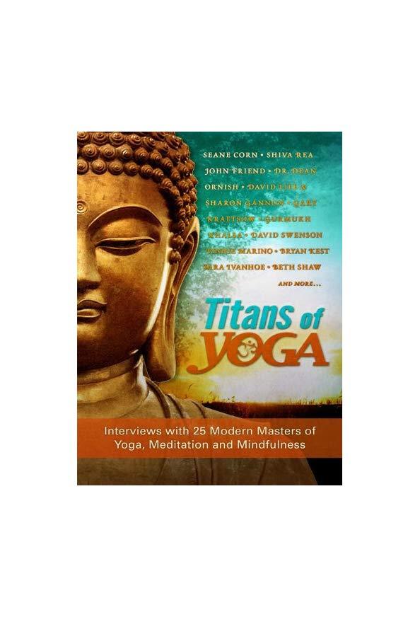 Titans of Yoga kapak