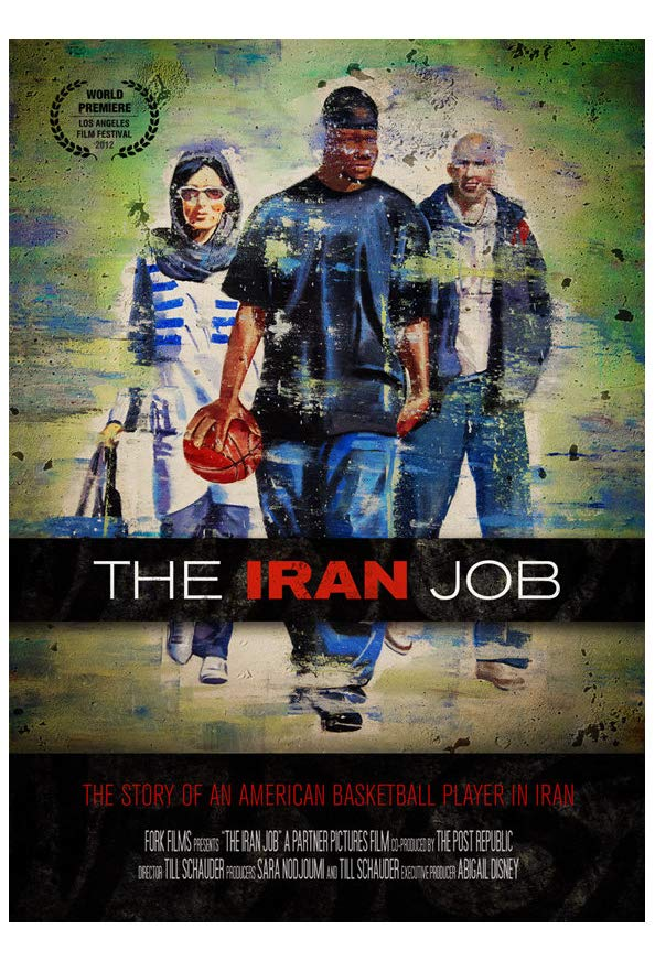 The Iran Job kapak