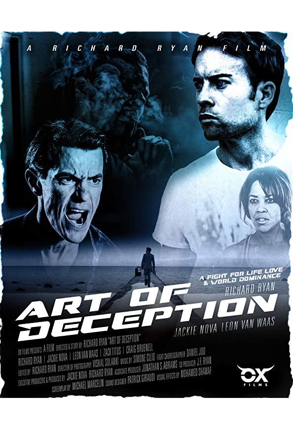 Art of Deception kapak