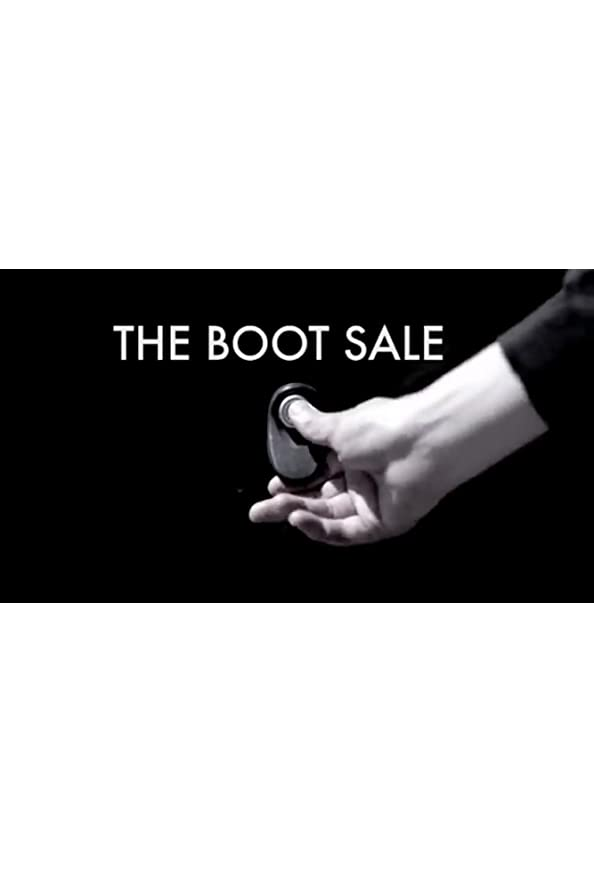 The Boot Sale kapak