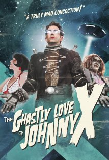The Ghastly Love of Johnny X kapak