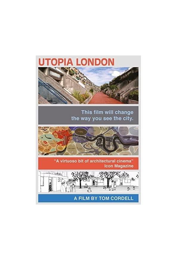 Utopia London kapak