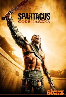 Spartacus: Gods of the Arena kapak