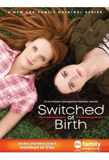 Switched at Birth kapak