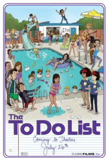 The To Do List kapak