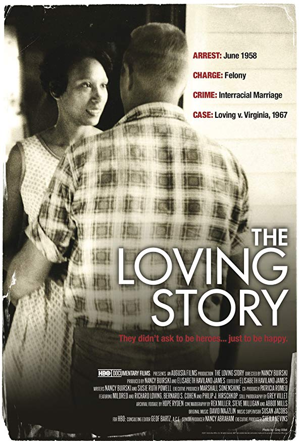 The Loving Story kapak