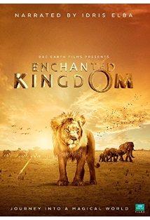 Enchanted Kingdom 3D kapak