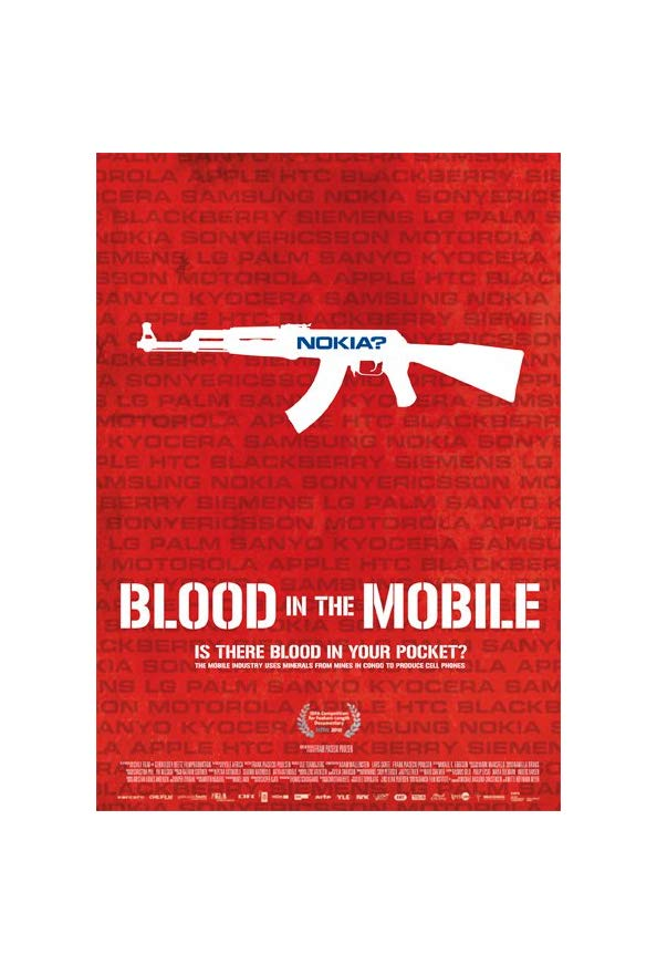 Blood in the Mobile kapak