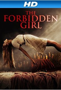 The Forbidden Girl kapak