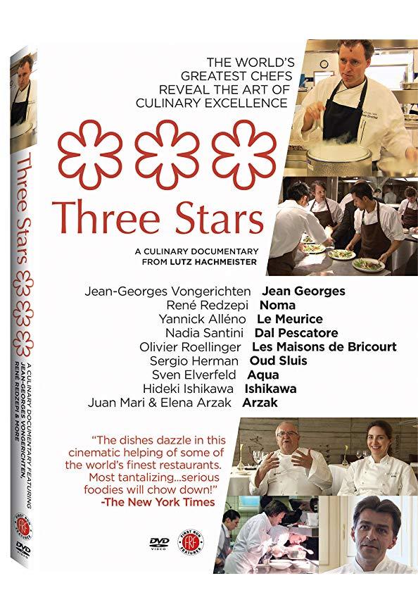 Three Stars kapak