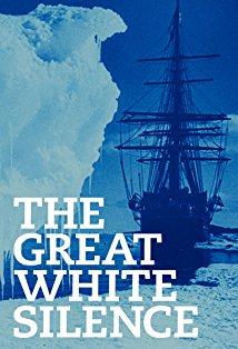 The Great White Silence kapak