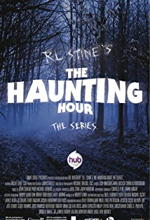 R.L. Stine's The Haunting Hour kapak