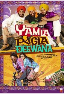 Yamla Pagla Deewana kapak
