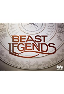 Beast Legends kapak