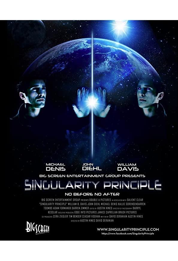 Singularity Principle kapak