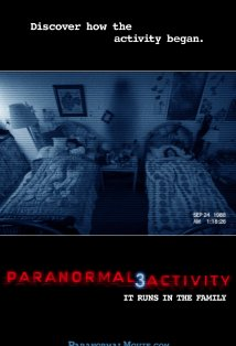 Paranormal Activity 3 kapak