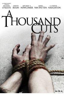 A Thousand Cuts kapak