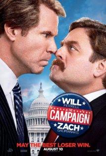 The Campaign kapak