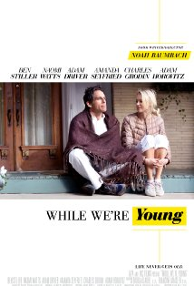 While We're Young kapak