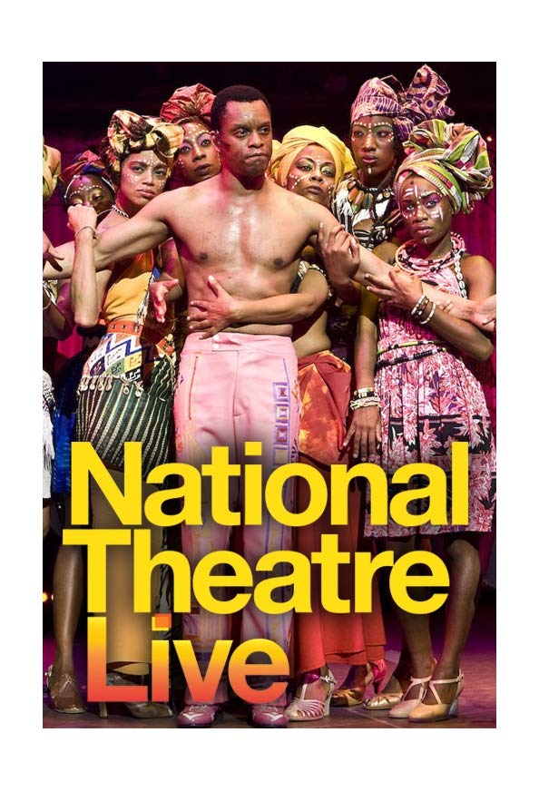National Theatre Live: Fela! kapak