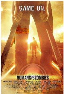 Humans vs Zombies kapak
