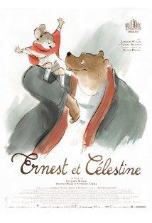 Ernest et Célestine kapak