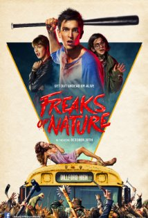 Freaks of Nature kapak