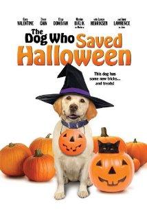 The Dog Who Saved Halloween kapak