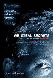 We Steal Secrets: The Story of WikiLeaks kapak