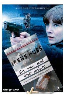 """""""Irene Huss"""" Irene Huss: The Man with the Small Face kapak"""