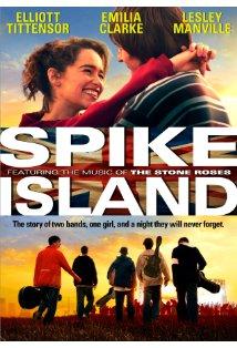 Spike Island kapak