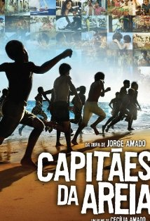 Capitães da Areia kapak