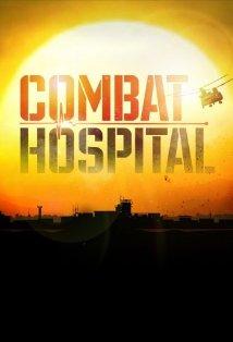 Combat Hospital kapak