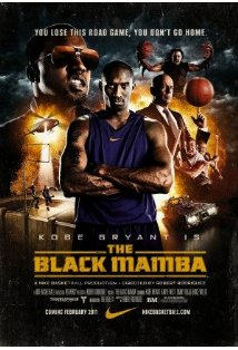 The Black Mamba kapak