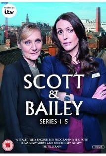Scott & Bailey kapak