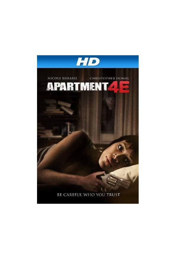 Apartment 4E kapak