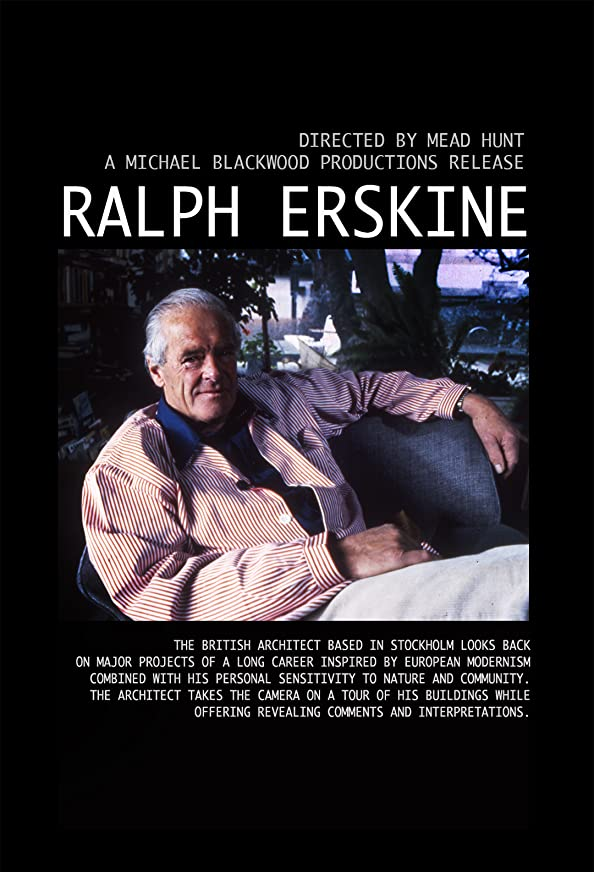 Ralph Erskine kapak