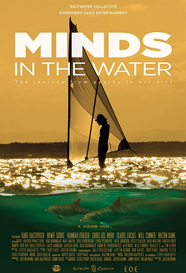 Minds in the Water kapak