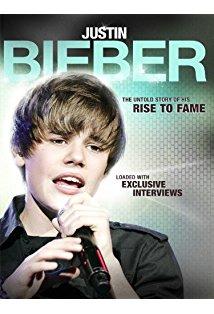 Justin Bieber: Rise to Fame kapak