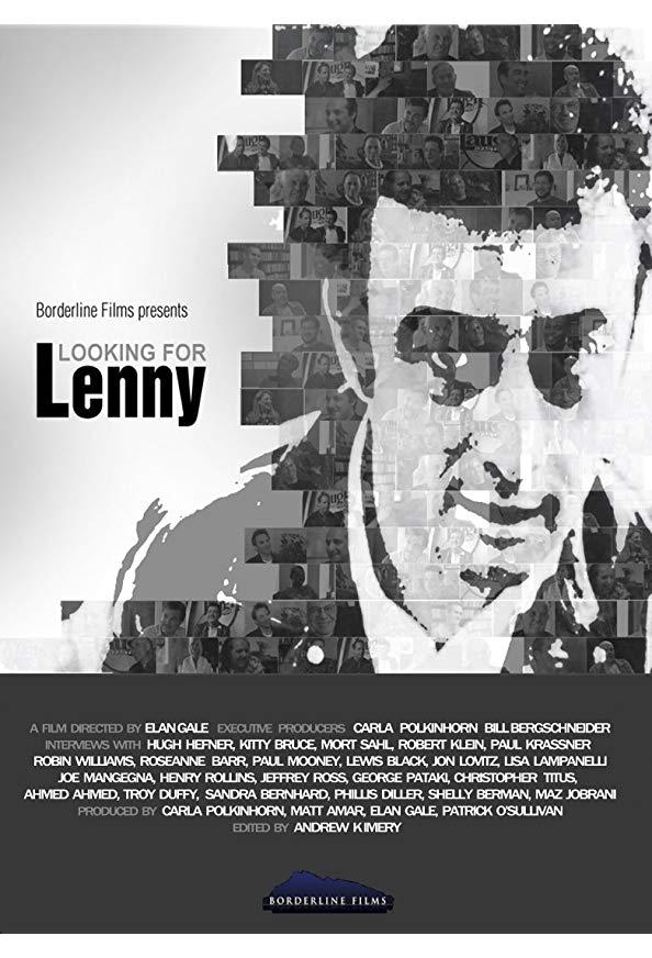 Looking for Lenny kapak