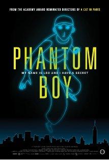 Phantom Boy kapak