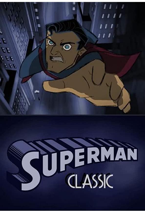 Superman Classic kapak
